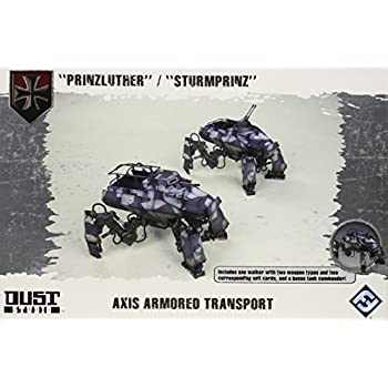 Dust Tactics: Axis Armored Transport