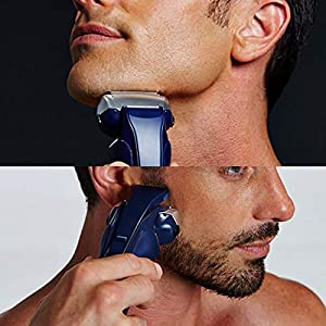 Panasonic ES-RT37 Three Blade Electric Foil Shaver Wet and Dry