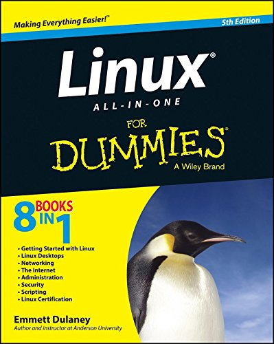 [(Linux All-in-One For Dummies)] [By (author) Emmett Dulaney] published on (July, 2014)