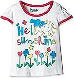Donuts Baby Girls T-Shirt (267619961_White_06M)