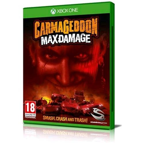 Carmageddon: Max Damage /Xbox One 51 nYmZpgXL