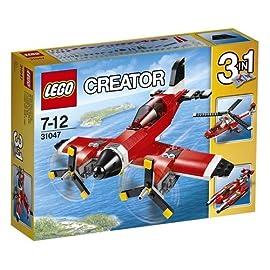 LEGO-Creator-31047-Propeller-Flugzeug