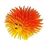 Naturkautschuk Kleinkindspielzeug Motorikspielzeug HUNTER der Igel Orange