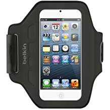 Belkin Ease Fit - Funda para reproductor MP3 iPod Touch 5, negro