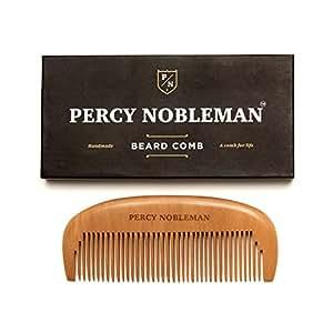 Pettine Per Barba In Legno By Percy Nobleman