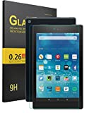 Nuovo tablet Fire HD 8 2016 proteggi schermo, KuGi ® All-New Amazon Fire HD 8 pellicola Protettiva- L