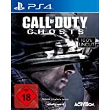 PS4: Call of Duty: Ghosts (100% uncut) - [PlayStation 4]