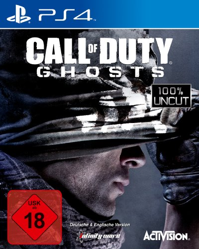 Call of Duty: Ghosts (100% uncut) - [PlayStation 4] - Call Duty Of Spiele