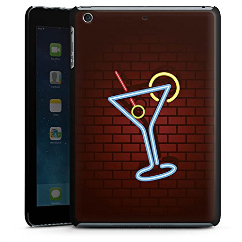d Mini 3 Hülle Schutz Hard Case Cover Cocktail Party Neon ()