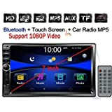 Best Double  Stereo - MALON Double DIN MAD-5500 with Bluetooth & USB Review