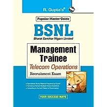 BSNL: Management Trainee (Telecom Operations) Recruitment Exam Guide