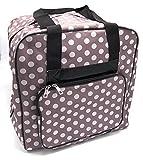 BabySnap Overlocktasche Dotty Mauve