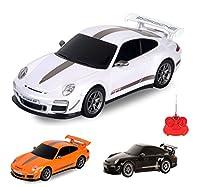 Telecomando RC auto IM Original lizenziertem Porsche 911GT3RS 4.0design-assolutamente ricche autorizzata che-Im lizenziertem Top di design-già montati-Ready to Drive-Scala 1: 24con una lunghezza di circa 20cm La nuova versione di ques...