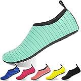 BIGU Zapatos de Agua Aqua Yoga Para Mujer Hombre Niños descalzo Piel Calcetines de Buceo natación Secado Rápido Agua Calcetines Para La Playa de natación Surf