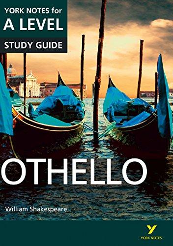 Othello: York Notes for A-level (York Notes Advanced)