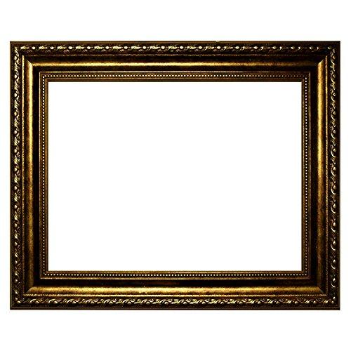 Barockrahmen Gold fein verziert 842 ORO, Leerrahmen, 50x70 cm
