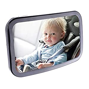 Miroir auto b b volador si ge arri re miroir de voiture for Miroir acrylique incassable