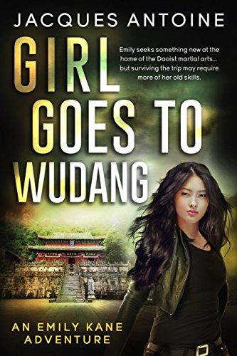 Girl Goes To Wudang (An Emily Kane Adventure Book 7) (English Edition) - Attache Kurze