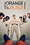 Orange Is the New Black (14x21 inch, 35x52 cm) Silk Poster Seda Cartel PJ1C-5EAD