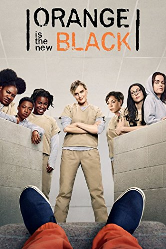 Orange Is the New Black (14x21 inch, 35x52 cm) Silk Poster Affiche en Soie PJ1C-5EAD