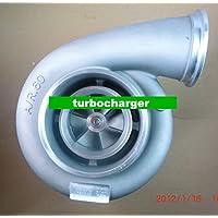 GOWE Turbocompresor para GT4292 GT42 AR 60 ar1.05 aceite refrigerado por doble 1000hp T4