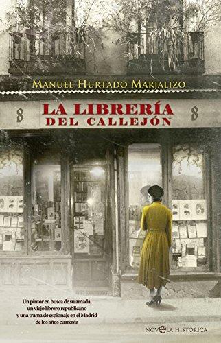 La librería del callejón Novela histórica