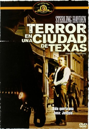 Sturm über texas- Terror in a Texas Town-EU Import-Deutsche+Englische tonspur