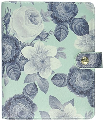 Carpe Diem Schöner Terminplaner im Vintage-Stil, Blumendesign, in Geschenkbox -