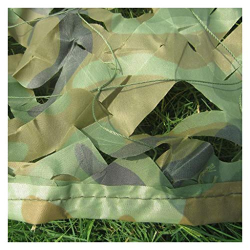 Gartenpflanzengeschäft Camouflage net Dschungel camouflage net Geeignet für camping versteckte jagd zelt camouflage visor vogelbeobachtung fotografie party spiel hause Halloween Weihnachtsdekoration (Die Aktivitäten Spiele Und Halloween-party Für)