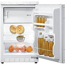 Gorenje RU 5004 A++ Unterbaufähiger Kühlschrank mit Gefrierfach / A++ / Höhe 81,6 cm / Kühlteil: 85 L / Gefrierteil: 17 L / weiß