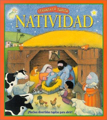 Natividad = Nativity (Lift the Flap Series) (Spanish Edition) by Allia Zobel-Nolan (2002-10-02)