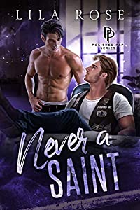 Never a Saint (Polished P & P Book 2) (English Edition)