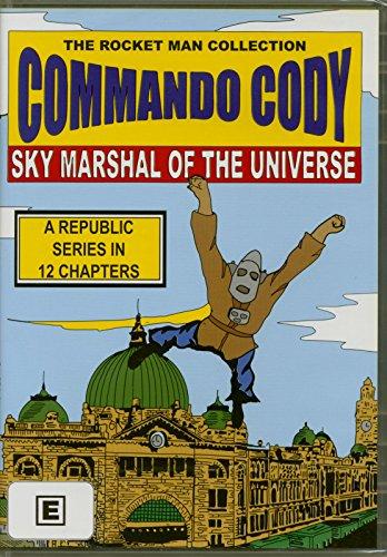 Bild von Commando Cody: Sky Marshal of the Universe - Complete Series [3 DVDs] [Australien Import]