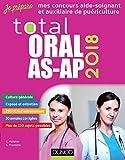 TOTAL ORAL AS-AP 2018 - Concours Aide-soignant et Auxiliaire de puériculture