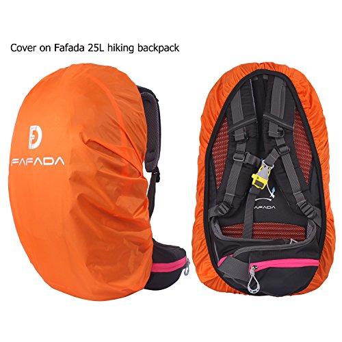 Imagen de fafada nylon fundas para  protectora de lluvia para  15 30l naranja, s  alternativa