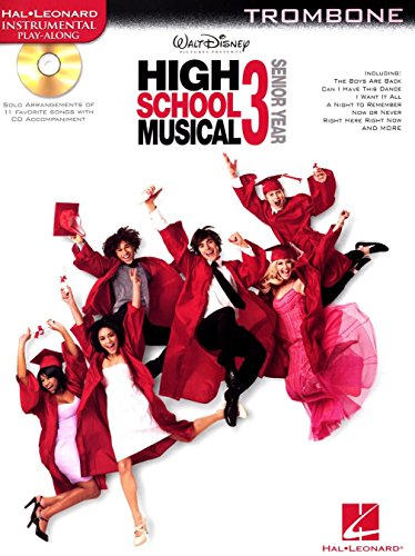 High School Musical 3 - TROMBONE - Partitions, CD