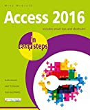 #6: Access 2016 in Easy Steps