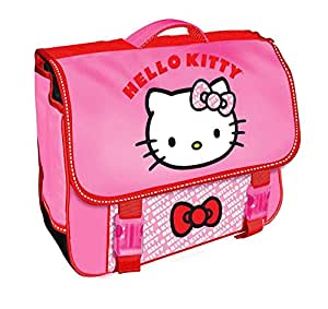 Cartable Hello Kitty 43 cm - Cartable fille pour primaire