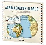 moses. 82326 Fernweh Aufblasbarer Globus
