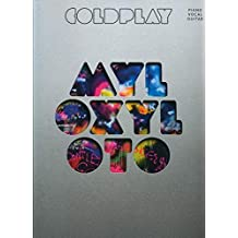 Coldplay Mylo Xyloto Piano Vocal and Guitar