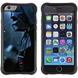 SHIMIN CAO@ Dark Lord Vader Darth Rugged Hybrid Armor Slim Protection Case Cover Shell For iphone 6 6S CASE Cover ,iphone 6 4.7 case,iphone 6 cover ,Cases for iphone 6S 4.7