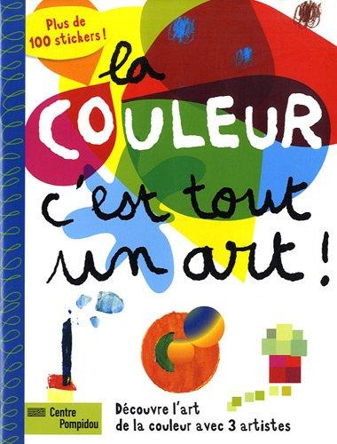 La couleur, c'est tout un art ! | Cahier d'activits