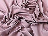 Plain Premium Qualität Baumwolle Spandex Stretch Jersey