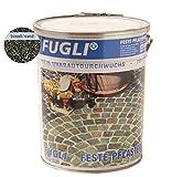 FUGLI FESTE PFLASTERFUGE 12,5 kg FARBE: Basalt/Sand RESTPOSTEN