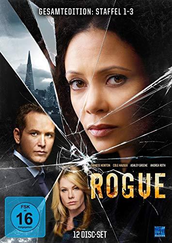 Rogue - Gesamtedition Staffel 1-3 [12 DVDs]
