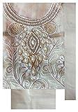 Alankrita Fashions Women's Net Unstitche...