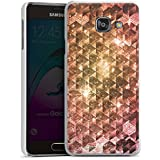 Samsung Galaxy A3 (2016) Housse Étui Protection Coque Galaxie Galaxie Univers