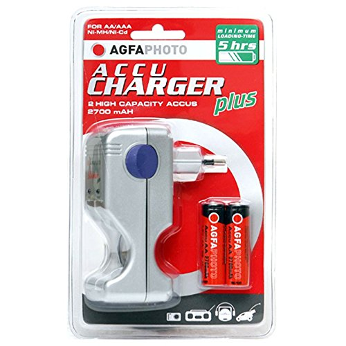 AgfaPhoto AccuCharger plus