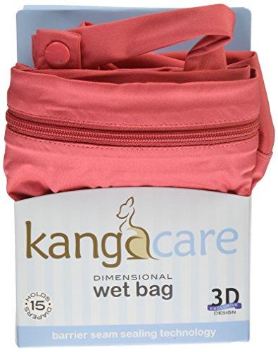 Kanga Care KRWETB_OS-S027 Nasstasche Säugling Unisex, spice rot