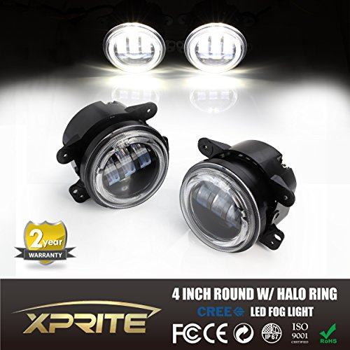 xprite-4-inch-60w-cree-led-fog-lights-with-white-halo-ring-drl-for-jeep-wrangler-97-16-jk-tj-lj-off-